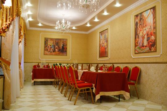 банкетный зал в Туле